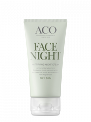 ACO FACE MATTIFYING NIGHT CREAM N-PERF 50 ml