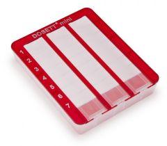 Dosett Mini Red 80x100x18 1 kpl