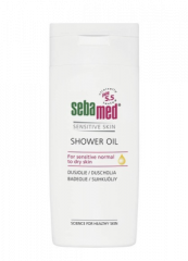 SEBAMED SHOWER OIL SUIHKUÖLJY 200 ML