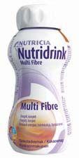NUTRIDRINK MULTI FIBRE KAAKAO X4x200 ml