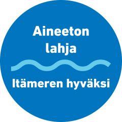 Orionin keräilykampanjapalkinto / Aineeton lahja Itämeren hyväksi